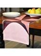 Artikel Pembe Origami Yıldız Runner Masa Örtüsü 43,5x141,5cm Renkli
